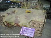 "Немецкий тяжелый танк PzKpfw V Ausf.А  ""Panther"", Sd.Kfz 171,  Musee des Blindes, Saumur, France Panther_A_Saumur_093"