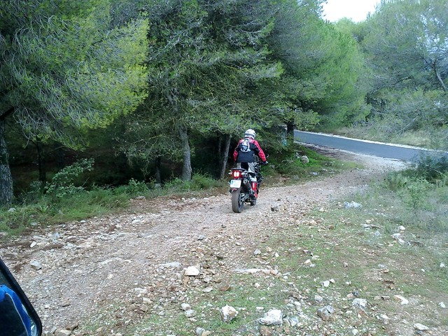 Trail o enduro segun desde donde se vea 03052009722