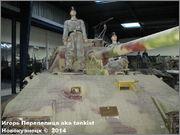 "Немецкий тяжелый танк PzKpfw V Ausf.А  ""Panther"", Sd.Kfz 171,  Musee des Blindes, Saumur, France Panther_A_Saumur_090"