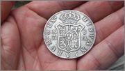 8 reales Carolus IIII  1802  Madrid .FA. 20150613_170407