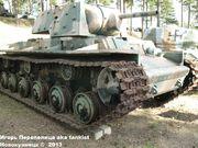 Советский тяжелый танк КВ-1, ЛКЗ, июль 1941г., Panssarimuseo, Parola, Finland  -1_-246