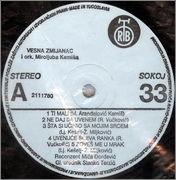 Vesna Zmijanac - Diskografija  1983_1_z_a