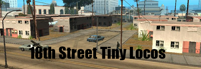 18th Street Tiny Locos
