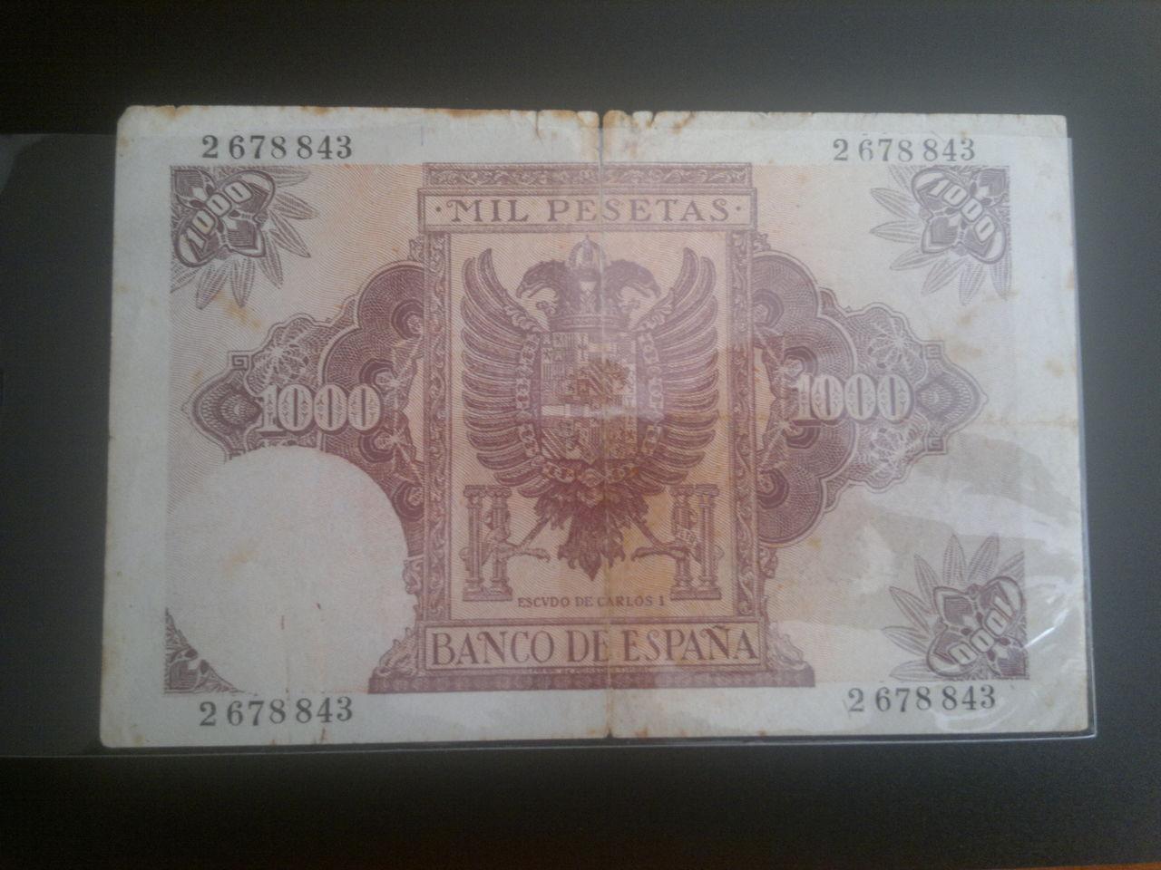 1000 Pesetas de 1940 (Carlos I). Falso de Época. 2013_04_07_615