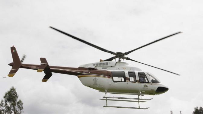 aeronaves - Aeronaves  Matriculas  XC-  ( Por Estados) Oaxaca_Bell_407_matr_cula_XC_XAOero