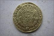 Identificar extraña moneda fernando VII 1818 pero 4 escudos de N. Reino IMG_6452
