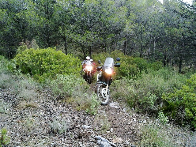 Trail o enduro segun desde donde se vea 03052009707