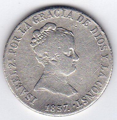 4 Reales 1837 Sevilla Img391
