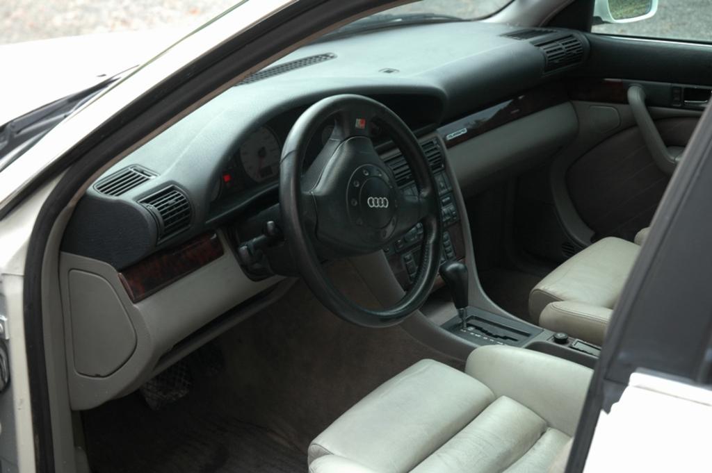 Audi S6 V8 avant Quattro DSC_7778
