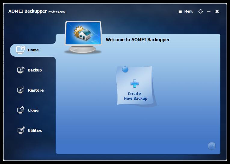 AOMEI Backupper 4.0.6 Professional Multilingual 00428