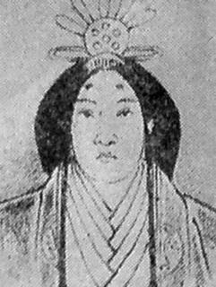 Wado-Kaichin. Año 708. La primera moneda oficial Japonesa de la Historia.  Empress_Gemmei