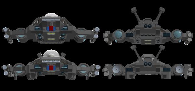 VTOL Star Falcon LDDScreenshot5042a