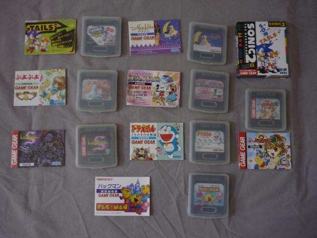 [VDS/TROC] Saturn et Dreamcast Jap jeux P1030958