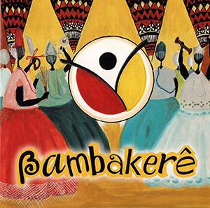 Banda Bambakerê - CD Acaraxé 1_Box_Capa