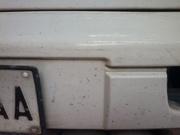 Prima lucidatura a mano Golf mk3 1996 bianco pastello. CAM00229_Copia