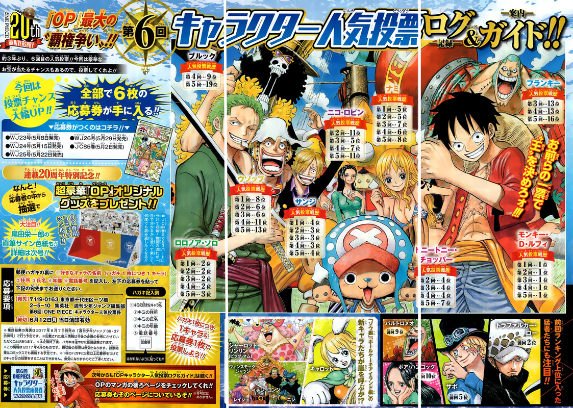 One Piece Chapter 863: Phe nghĩa thiệp 06_07_08