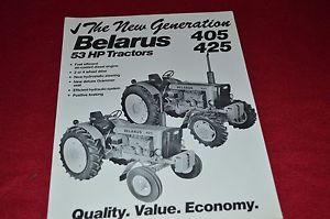 Hilo de tractores antiguos. - Página 5 BELARUS_T405_425