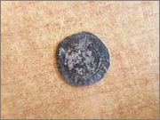 Dinero de Fernando II (1479-1516) de Aragón P1150126