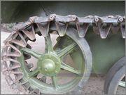 Советский легкий танк Т-60, Музей отечественной военной истории, д. Падиково Московской области T_60_Padikovo_056