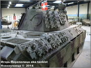 "Немецкий тяжелый танк PzKpfw V Ausf.А  ""Panther"", Sd.Kfz 171,  Musee des Blindes, Saumur, France Panther_A_Saumur_109"