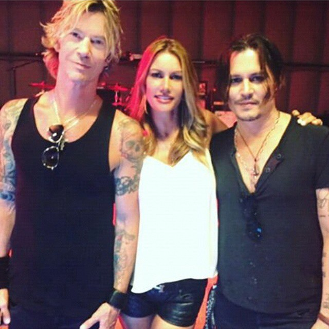 Le groupe Hollywood Vampires . - Page 4 20150913_1481457