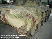 "Немецкий тяжелый танк PzKpfw V Ausf.А  ""Panther"", Sd.Kfz 171,  Musee des Blindes, Saumur, France Panther_A_Saumur_110"