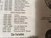 4 Reales Zacatecas 1842 Image