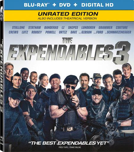 The Expendables 3 (Los Mercenarios 3) 2014 - Página 10 798099973