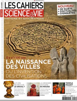 Templs Boudhistes  ou Temples démoniaques: Angkor Cahiers_science_et_vie_aout_2015