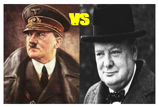 Churchil Grand Criminel HITLER_VS_CHURCHIL