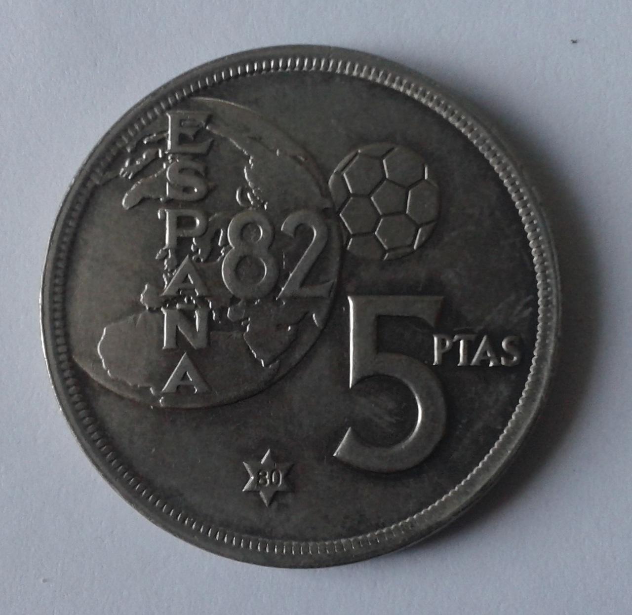 5 pesetas 1975 *80 - ERROR DEL MUNDIAL 20141101_160828
