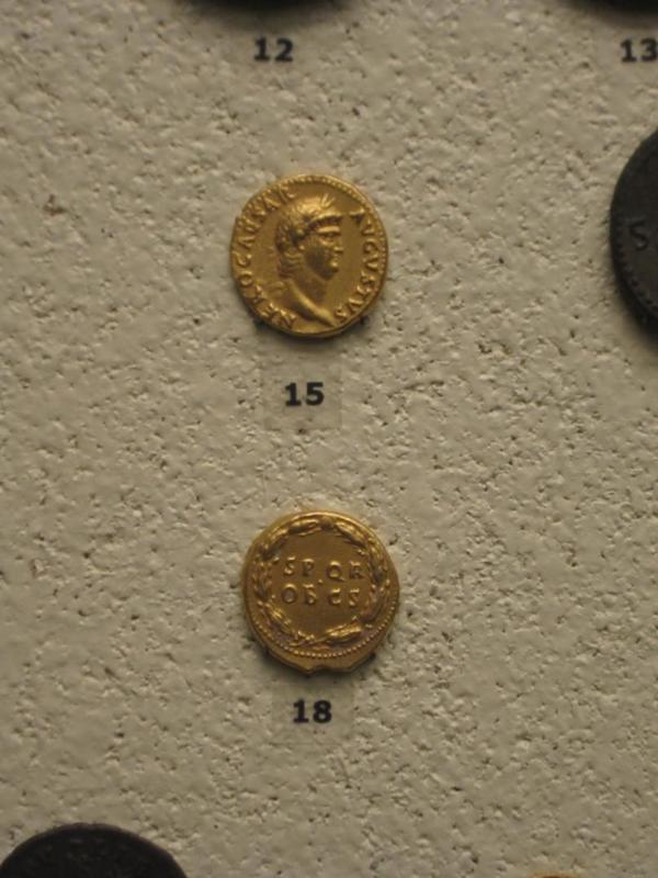Sección numismática museo de Cádiz Cadiz8