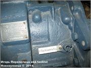 """Трансмиссия немецкого тяжелого танка PzKpfw VI Ausf. E  """"Tiger"""", Sd.Kfz 181, Wehrtechnische Studiensammlung (WTS), Koblenz, Deutschland Tiger_transmission_048"""