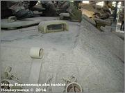 "Немецкий тяжелый танк PzKpfw V Ausf.А  ""Panther"", Sd.Kfz 171,  Musee des Blindes, Saumur, France Panther_A_Saumur_083"
