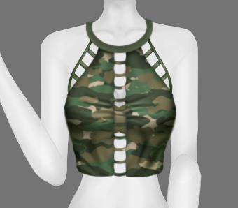 Leandra's Weekly Design Challenge: #3 Camouflage Zzzvvhj