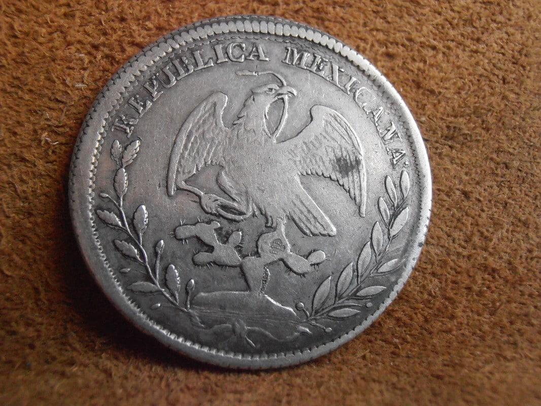 4 Reales 1842 Zacatecas P2258604