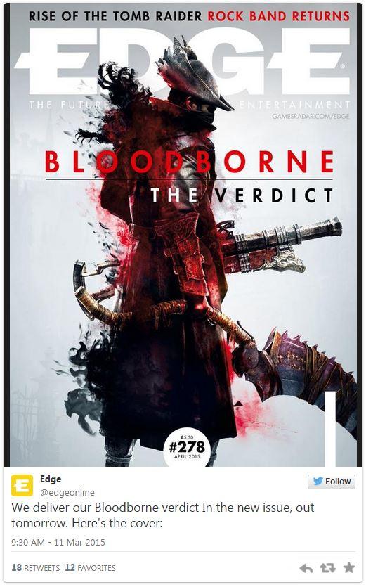 [FIXO] Bloodborne Edge