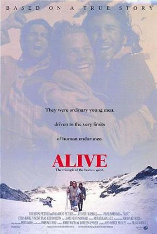Preživjeli (Alive) (1993) Alive92poster