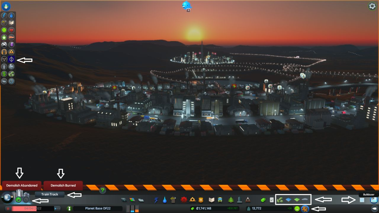 Cities Skylines After Dark Essential Mods Pack V2 Image