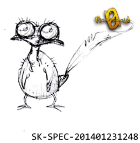 Plasmazoid - Webcomic - Estudo de Personagens, Rascunhos ... SK_003