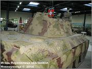 "Немецкий тяжелый танк PzKpfw V Ausf.А  ""Panther"", Sd.Kfz 171,  Musee des Blindes, Saumur, France Panther_A_Saumur_112"