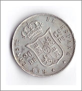 20 céntimos Alfonso XII 1884 1884_20_centimos_R