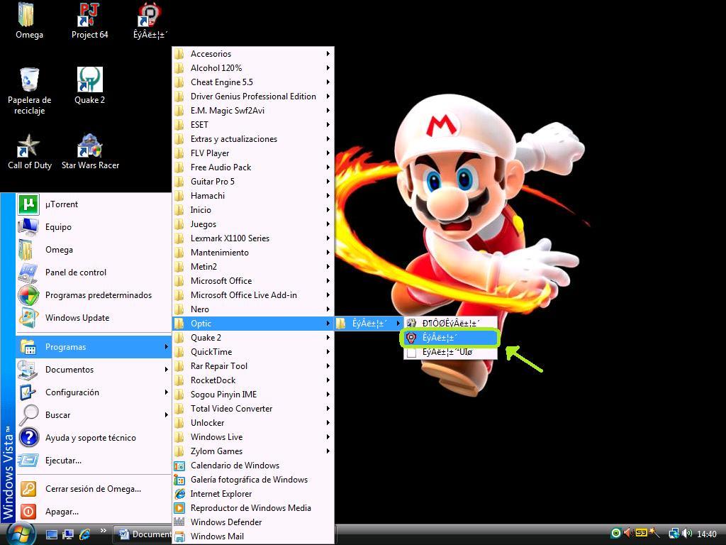 Como Jugar Digimon Rpg ? 348578709-menu-inicio