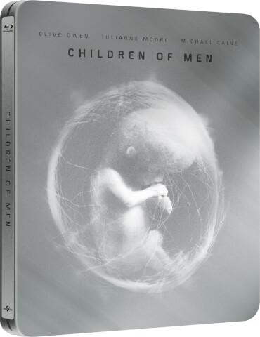 Les fils de l'homme : Edtion Steelbook Zaavi Exclusive 11373543-1824438442839788