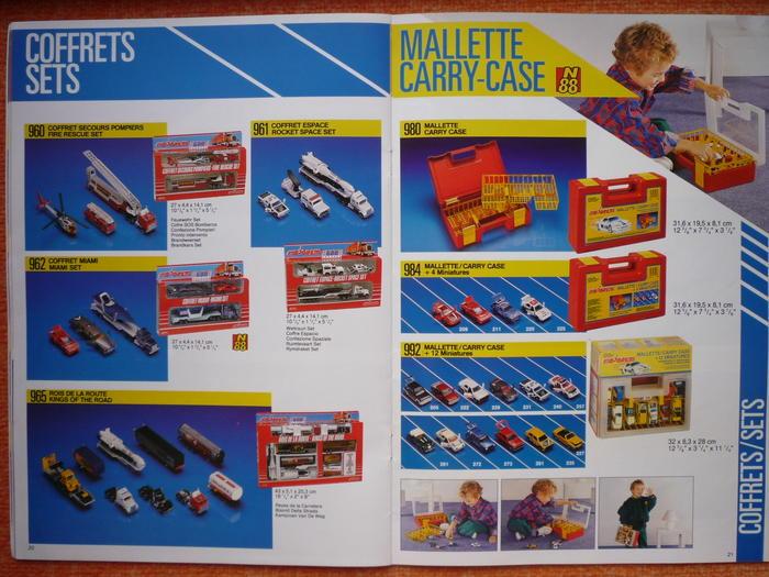 1988 DIN-A-4 Catalogue 4707850