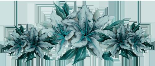 Разделители: цветы - Страница 2 5P4Hr