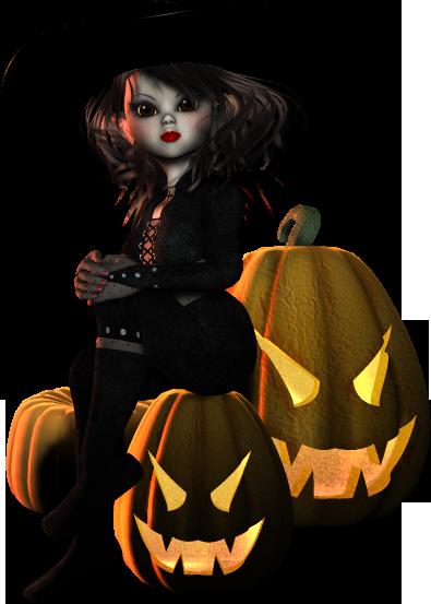 Клипарты: хэллоуин 9b5gr