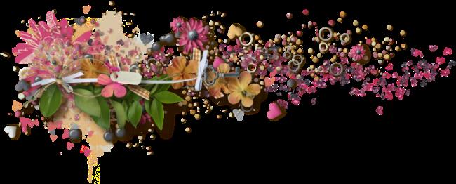 Разделители: цветы - Страница 2 BseEr