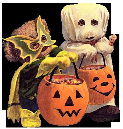 Клипарты: хэллоуин N2Gtc