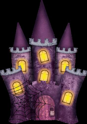 Клипарты: хэллоуин Po5fj